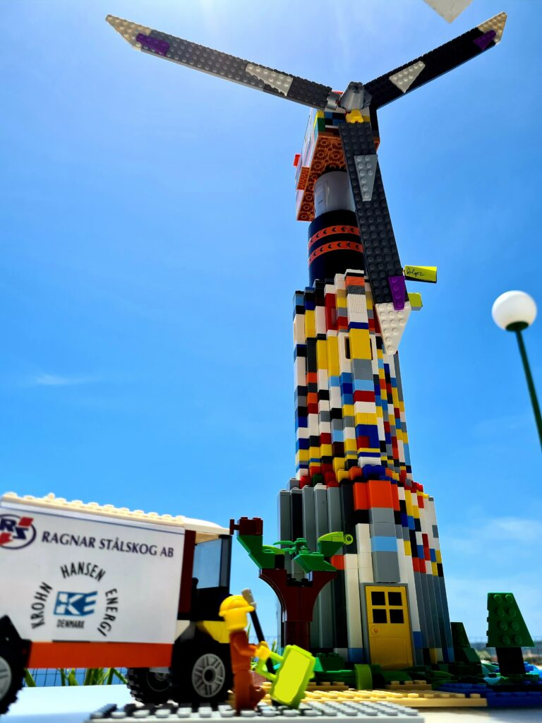 Lego turbine 1